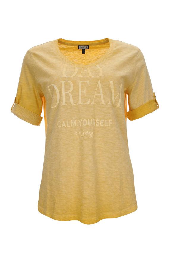 Wordingprint Shirt