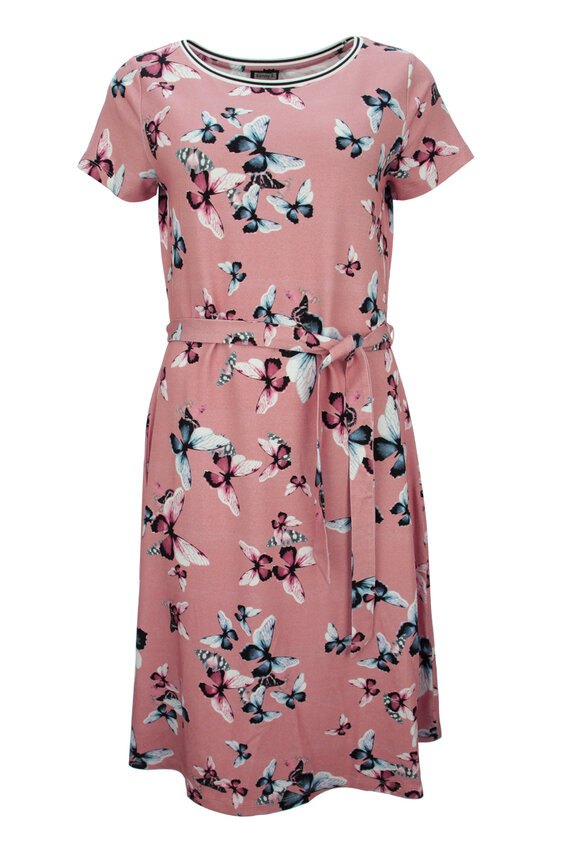Alloverprint Kleid
